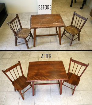 Furniture Restoration, Refinishing, Structural Repair, Antique Repair,  Touch Up, Refurbishing   Serving Northern VA, Washington DC Area