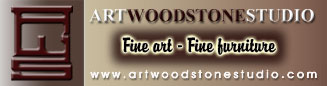 Art Woodstone Studio / Fine art & fine furniture